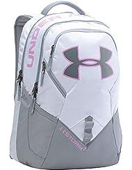 Under Armour Storm Big Logo IV Backpack, WHITE