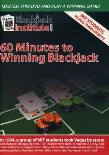 60 Minutes to Winning Blackjack by Blackjack Institute