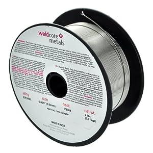 Weldcote 309L .035 X 2# Spool Stainless Steel Wire 2 lbs