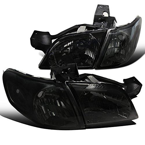 Chevy Venture Silhouette Headlights+Corner Lamps Smoke Lens