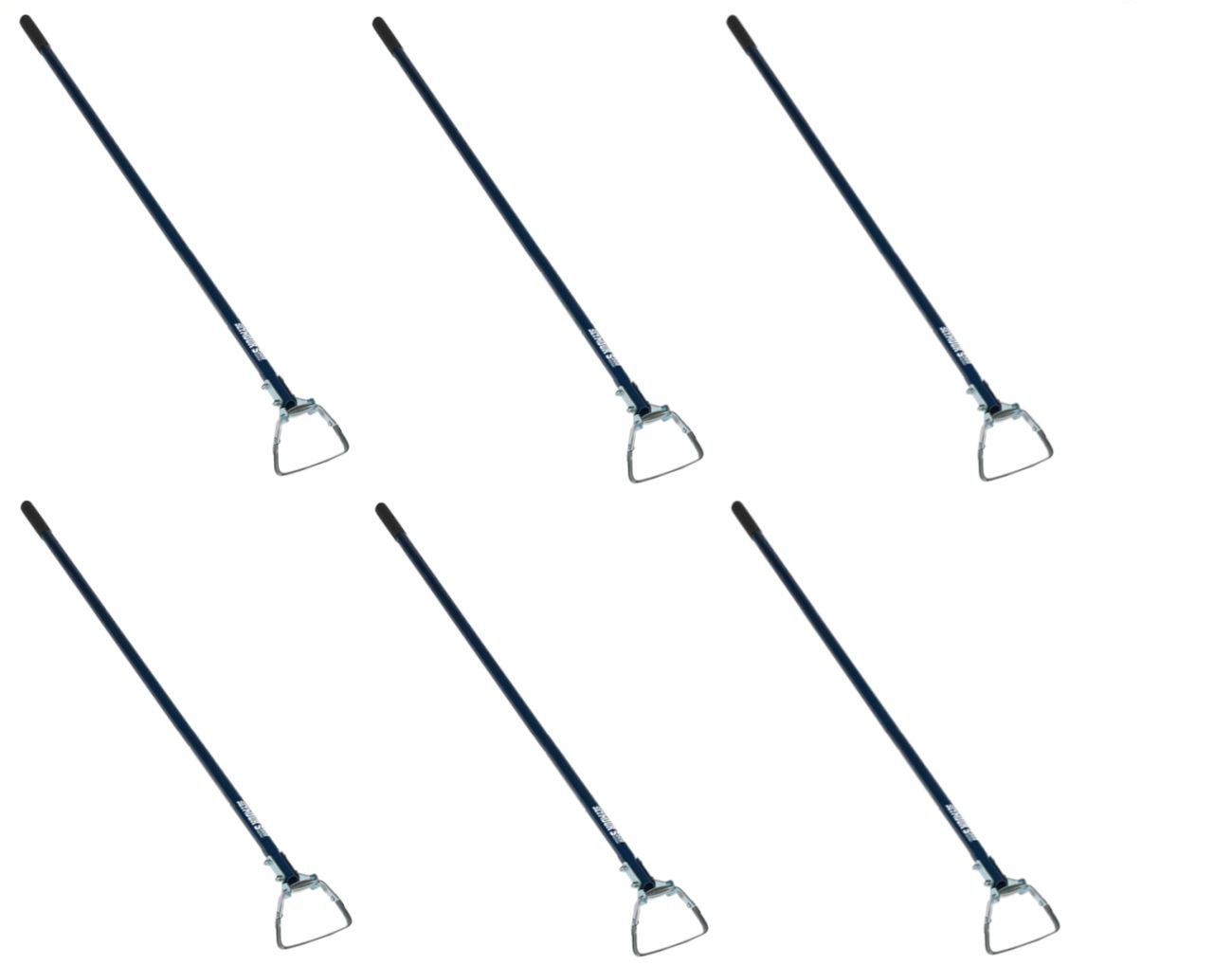 Pack of 6 - Midwest Rake 40100 Garden Loop Hoe