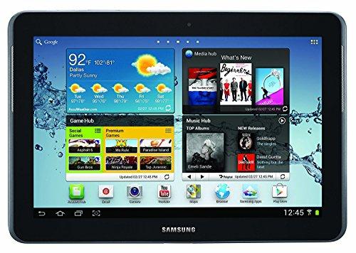 Samsung Galaxy tab 2 10.1in 8gb Gray (Certified Refurbished)