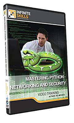 Mastering Python - Networking and Security - Training DVD