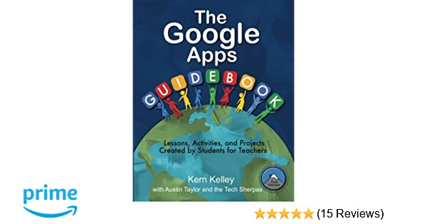 Amazon The Google Apps Guidebook Lesson Activities And
