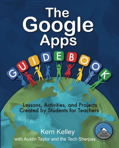 Google Apps Guidebook Activities Projects product image