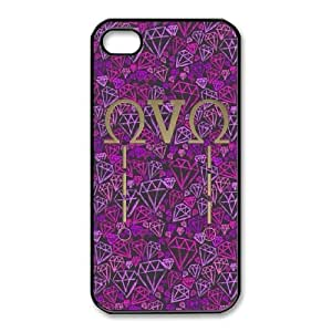 iPhone 4,4S Case Cell phone Case Drake Ovo Owl Plastic Ylcu Durable Cover