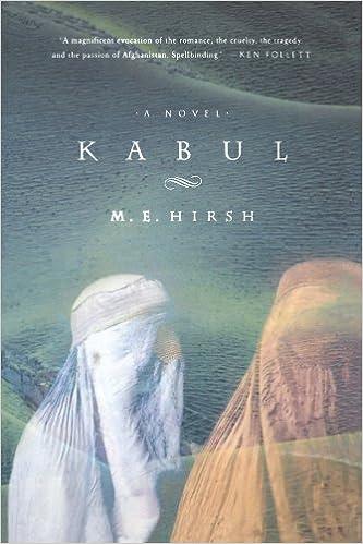 Kabul: A Novel
