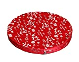 Panda Superstore Cushion Office Chair Cushion Antique classical Pillow Cushions£¬Red Calligraphy