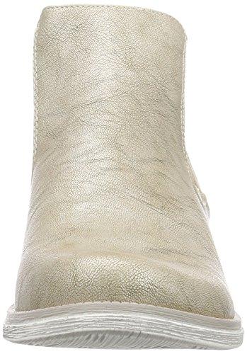 Bottes Chelsea Doublure M2480 Froide Femme Courtes Rieker F5ax4TwnqE