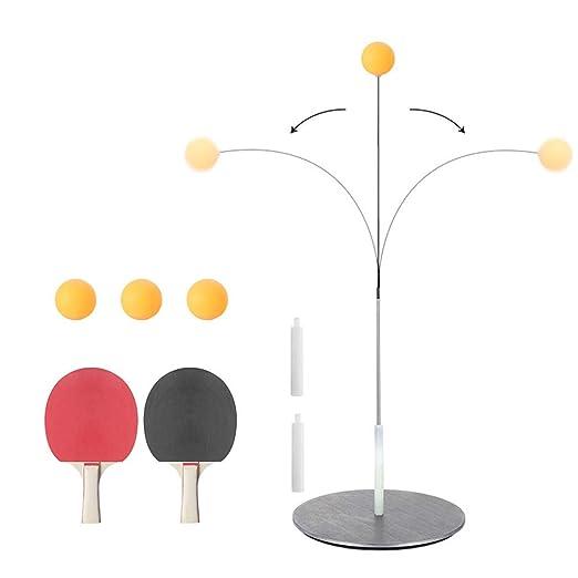 Gedme Juguete de Tenis de Mesa Infantil, Mesa de Ping Pong Trainer ...