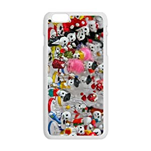 Unique skeletons Cell Phone Case for Iphone 6 Plus