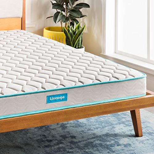 Linenspa 6 Inch Innerspring Mattress - Twin XL