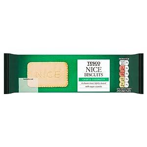 Tesco Nice Biscuits 200G