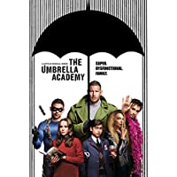 The Umbrella Academy - TV Show Poster (Season 1 - Regular Style - Key Art) (Size: 24 inches x 36 inches)