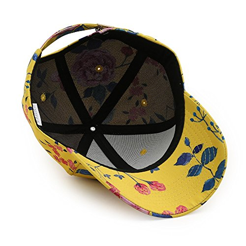 Huoduoduo Gorras Libre y Hop Aire de Casquillo Masculino Béisbol al Hip de de Gorra Cap Señora Gorras Sombreros Imprimir Béisbol 14rRq1