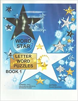 word star 4 letter word puzzles book 1 susan newman