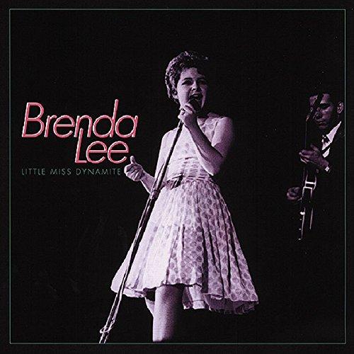 Little Miss Dynamite by Lee, Brenda