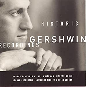 Historic Gershwin Recordings
