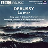 BBC Music - Debussy: La Mer, King Lear, Children's Corner, et al. [interactive CD-ROM] by N/A (2001-01-01)