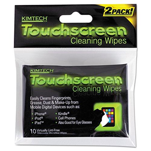 Kimberly Clark Kimtech Touchscreen Cleaning 10 Count