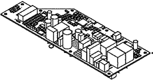 GE WD21X23712 Dishwasher Electronic Control Board Genuine Original Equipment Manufacturer (OEM) Part
