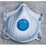 2500 Series N95 Particulate Respirators - n95 particulate respirator plus nuisance ac [Set of 10] by Moldex