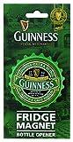 Guinness Green Collection Fridge Magnet Bottle Opener For Sale