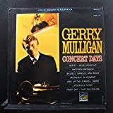 Gerry Mulligan - Concert Days - Lp Vinyl Record