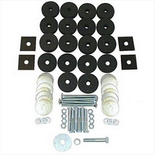 Suv Body Kits - Omix-Ada 12201.01 Body Mounting Kit