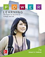 P.O.W.E.R. Learning: Strategies for Success in College and Life, 7th Edition Front Cover