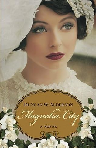 book cover of Magnolia City