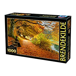 D Toys Puzzle 1000 Pcs 72795br02 Uni