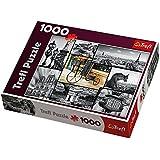 Small foot company Trefl - 58356 - Puzzle Classique - Paris - 1000 Pièces