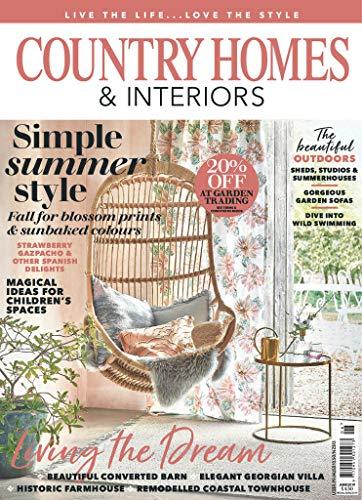 Country Homes & Interiors UK - Magazine Craft Trends