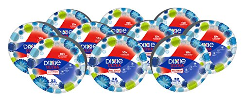 dixie-ultra-disposable-paper-plates-8-1-2-inch-32-count-pack-of-10