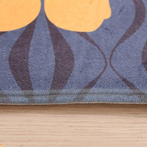 rokoo moda Tappetini Cartoon cuscino gatto stampato Tappeti ...