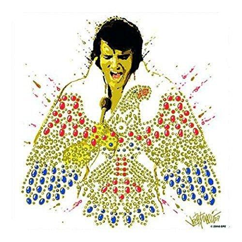 Elvis Presley Coaster American Eagle