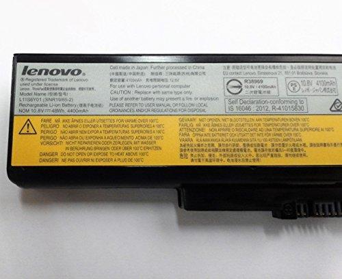 The Lenovo Idea pad Y480/G580/Y580/B580/z480 Original Laptop Battery from Lenovo