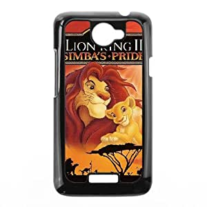 Lion King 1 12 HTC One X Cell Phone Case Black E0601500