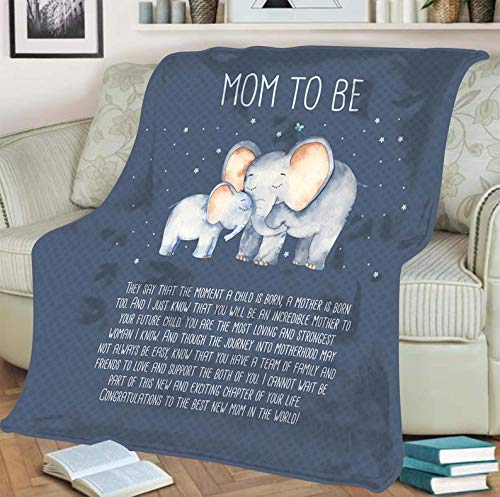 Gift For Expecting Moms Mom To Be Blanket Expecting Mother Gifts Mothers Day Blanket