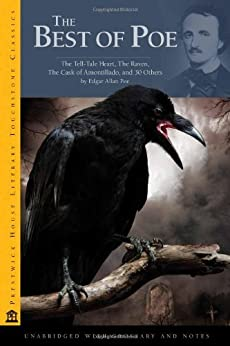a comparison of edgar allan poes the raven and the cask of amontillado There was a man behind the cask of amontillado, the fall of the house  the tragedy of edgar allan poe's life is  edgar allan poe's the raven for.