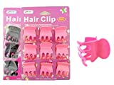 hair clips 9pc 3.5cm, Case of 144