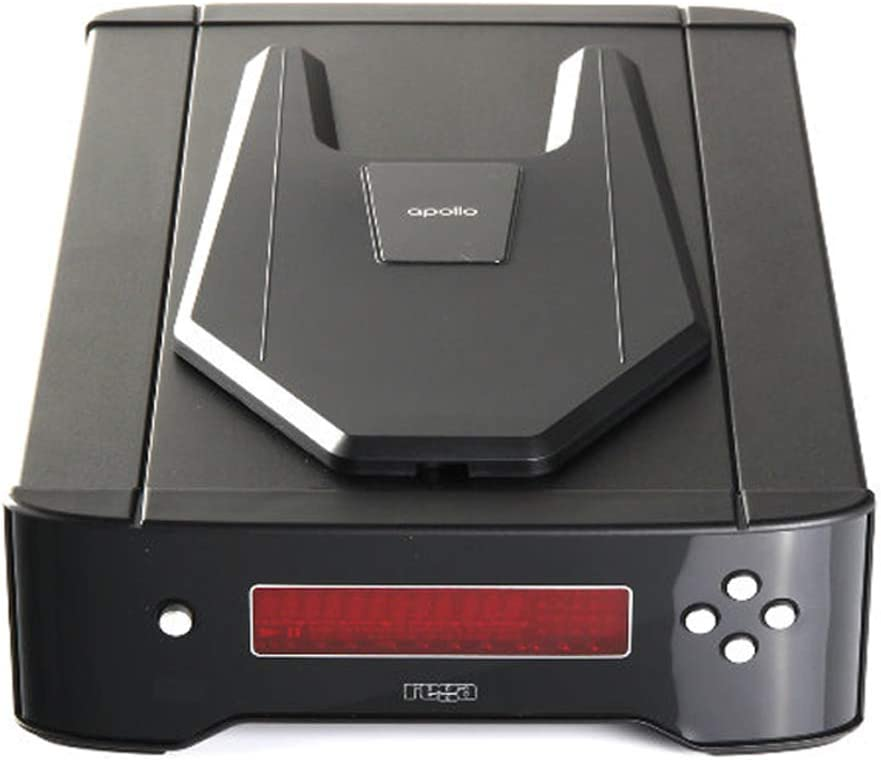Rega Apollo CDP CD Player / Transport with Wolfson DAC & Remote