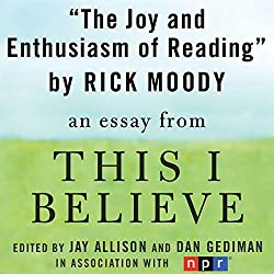The Joy and Enthusiasm of Reading