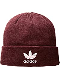 adidas Men's Originals Trefoil II Knit Beanie