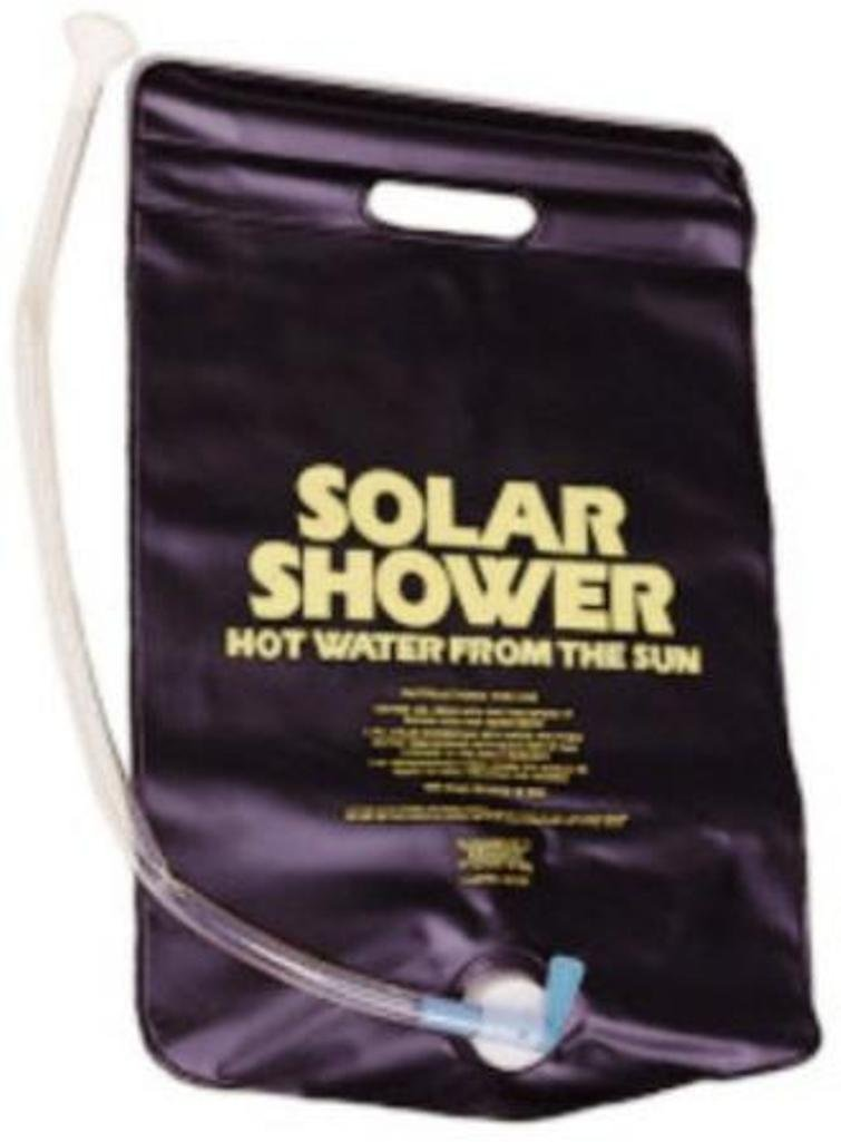 SeaSense Solar Shower