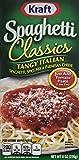 Kraft Foods Classics Tangy Italian Spagh