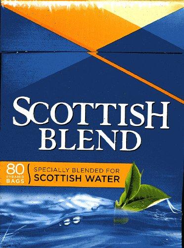 80 Tea Bags) 232g (Scottish Breakfast Tea)