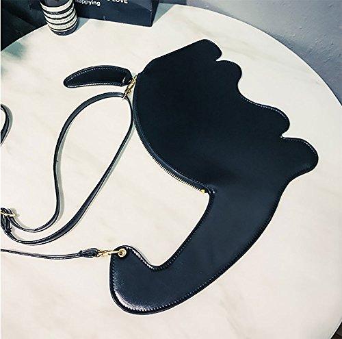 Dinosaur Cute Fashion amp;N Various Black Shape Animal Bag Shoulder Summer Body Cross Hand Bag H xqYUw611