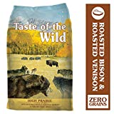 Image of Taste of the Wild High Protein Real Meat Recipe Premium Dry Dog Food with Roasted Bison and Roasted Veniso